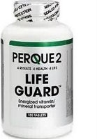 Life Guard, 60 tabs by Perque