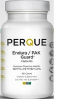 Endura/Pak Guard, 60 caps by Perque