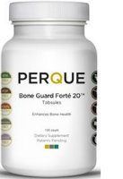 Bone Guard Forte 20, 100 tabs by Perque