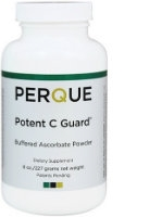 Potent C Guard Powder, 8 oz by Perque