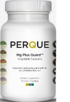 Magnesium Plus Guard, 60 caps by Perque
