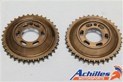 Achilles Motorsports Adjustable Cam Gears Set - BMW E30 M3 S14