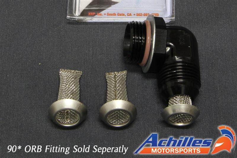 Achilles Motorsports Dry Sump Kit - BMW M50, M52, M52TU, M54, S50 US, S52  US,