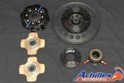 "Achilles Motorsports 5.5"" Race Clutch & Flywheel Kit -  BMW ZF 6-Speed Transmission"