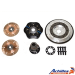 "Achilles Motorsports 7.25"" Race Clutch & Flywheel Kit - BMW E46 M3 Getrag 6-Speed"