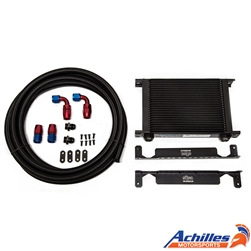 Achilles Motorsports BMW Racing Oil Cooler Kit