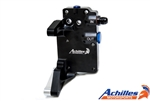 Achilles Motorsports Billet Oil Filter Block-Off plate & Relocation Housing