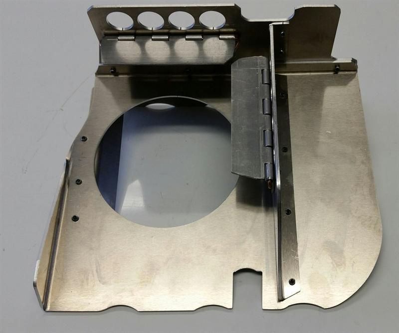 Achilles Motorsports Oil Pan Baffle E36 Z3 Bmw M50 M52 S50 S52us
