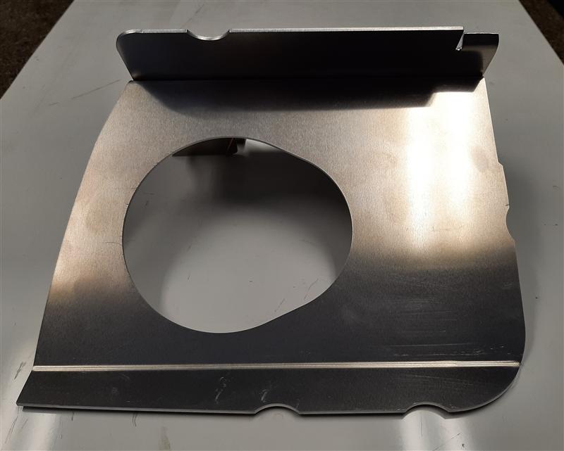 Achilles Motorsports Oil Pan Baffle for E34 M50 Oil Pan - M50, M52, S50,  S52, S54, & Euro S50