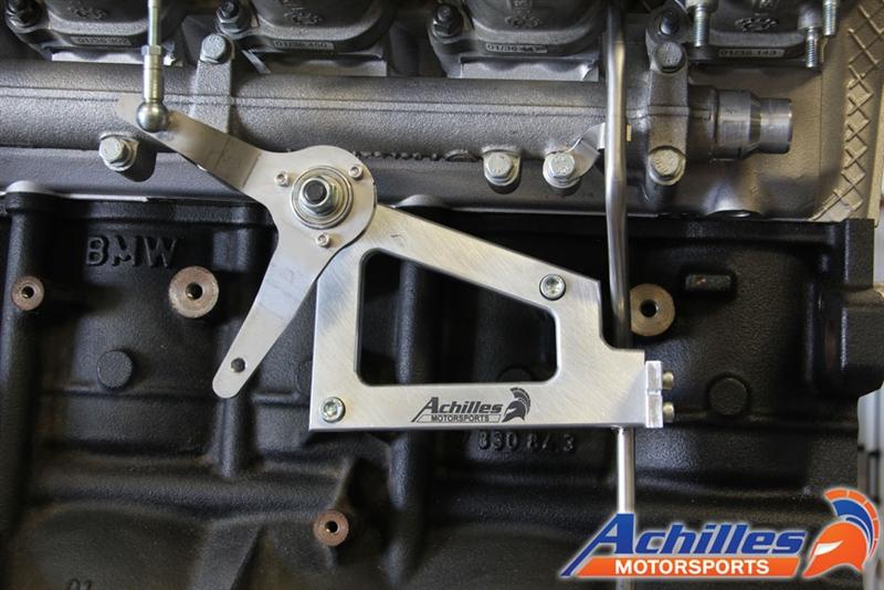 Achilles Motorsports Throttle Cable Conversion Kit Bmw S54