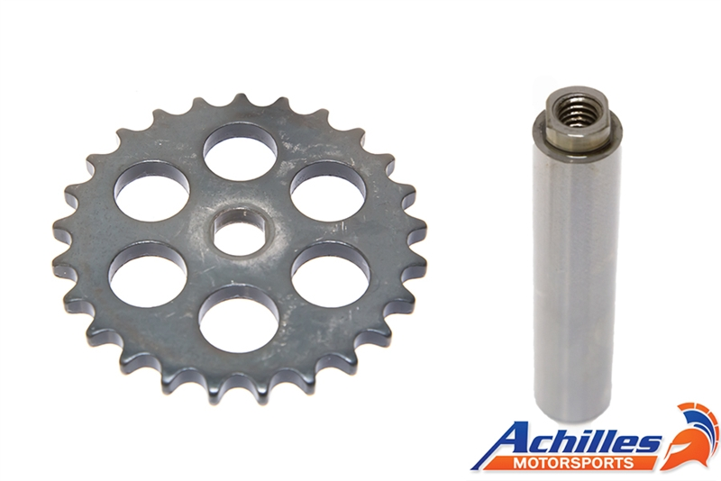 Achilles Motorsports Upgraded Oil Pump - BMW M50, M52, S50, S52Us
