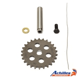 Achilles Motorsports Upgraded Oil Pump Shaft Kit - BMW M54, M52TU