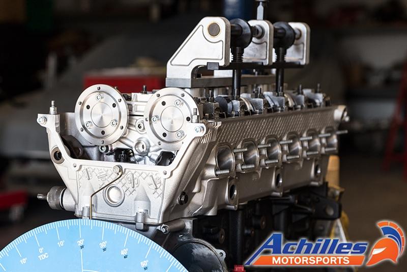 Achilles Motorsports Vanos Elimination Kit Bmw S54