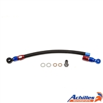 Vanos Line Conversion Hose for Euro S50 & S54 Oil Filter Housing