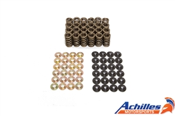 Achilles Motorsports Valve Spring Kit BMW S54 - 14mm High Lift Cams