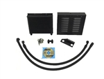 Evolution Racewerks Sport Oil Cooler Upgrade Kit - BMW 135, 1M & 335 with N54 or N55 Engine