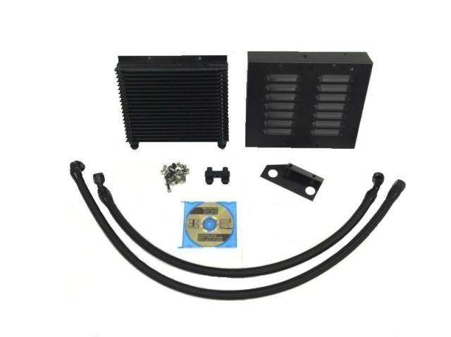 Evolution Racewerks Sport Oil Cooler Upgrade Kit - BMW 135, 1M & 335 with  N54 or N55 Engine