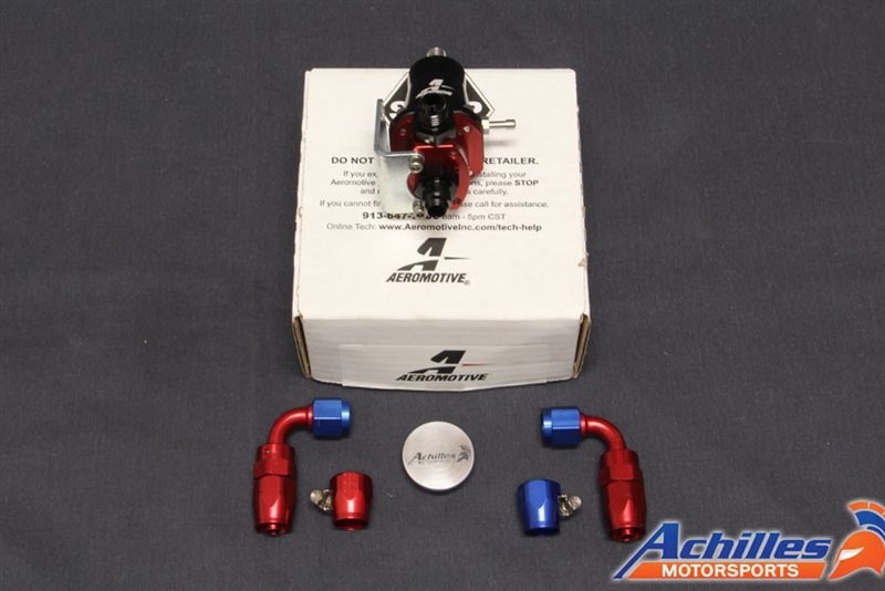 Achilles Motorsports Adjustable Fuel Pressure Regulator Kit - BMW M50, M52,  S50, S52