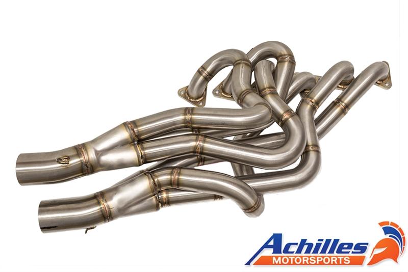 Achilles Motorsports Headers Built To Customer