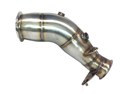 "Evolution Racewerks Competition Series 4 "" Catless Downpipes - BMW F30 F32 F33 F20 F21 F22 N55 Engine"