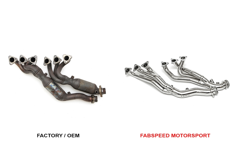 Fabspeed Sport Headers Bmw E46 M3 2001 2006