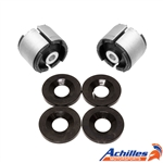 Achilles Motorsports Rear Trailing Arm Bushing and Limiter Shim Kit - BMW E36 E46 & Z4