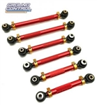 Ground Control - Adjustable Arm Set - BMW E8X/E9X