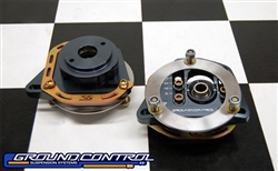 Ground Control - Race Camber/Caster Plates - BMW E46 3 Series non M