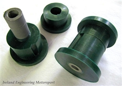 Ireland Engineering Urethane Rear Subframe Bushing Set -Street - BMW E30
