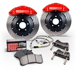 StopTech Big Brake Kit - BMW E90, E92, E93 M3 - 6 Piston - Front 380mm - 83.160.6D00
