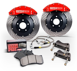 StopTech Big Brake Kit - BMW E46 M3 - 6 Piston - Front 355mm - 83.137.6700