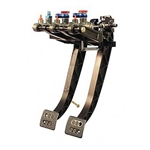 Tilton 900 Series 2 Pedal Aluminum Overhung Mount Pedal Assembly - 72-902