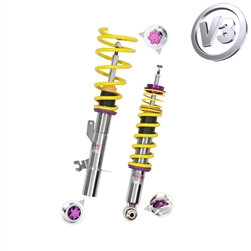 KW Coilover Kit Variant 3 - Mini Clubman and Convertible R55, R57 except Cooper S, Cooper D, JCW, 35220065