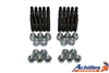 Achilles Motorsports BMW Race Stud Conversion Kit with Lug Nuts - 5 Lug M12x1.5