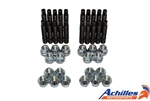 Achilles Motorsports BMW Race Stud Conversion Kit with Lug Nuts - 5 Lug M14x1.25