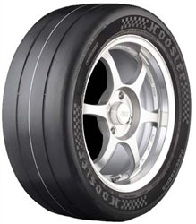 Hoosier Racing Tire - A6 DOT-R 245/40ZR-17