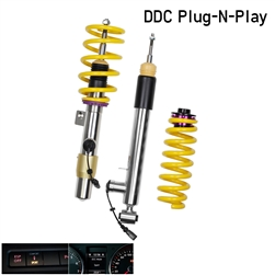 KW Coilover Kit DDC Plug & Play - BMW 3 Series F31 335i xDrive Sport Wagon, 39020034