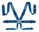 Sparco Competition 6 Point Harness Belts