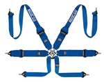 Sparco Competition 6 Point HANS Compatible Harness Belts