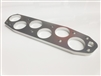 J Series V6 Intake Manifold Spacer - 12.5mm Thick