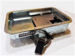 Moroso Low Profile J Series Steel Oil Pan
