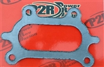 P2R R18 Exhaust Manifold Gasket 06-14 Civic EX,DX, LX