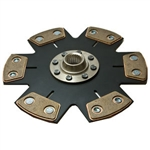 P2R J32A2 & J32A3 6 Puck Clutch Disc