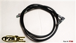 08-12 Honda Accord V6 Steel Braided Clutch Line