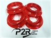 Polyurethane Rear Subframe Upper Mounting Insulator Bushing Kit