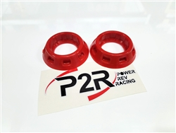 Polyurethane Front Subframe Upper Rear Mounting Insulator Bushing Kit