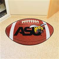 "Alabama State Hornets Football Rug 22""x35"""