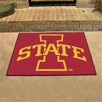 "Iowa State Cyclones All-Star Rug 34""x45"""
