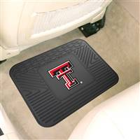 "Texas Tech University Utility Mat 14""x17"""