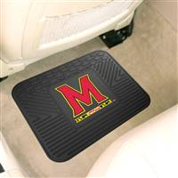 "University of Maryland Utility Mat 14""x17"""